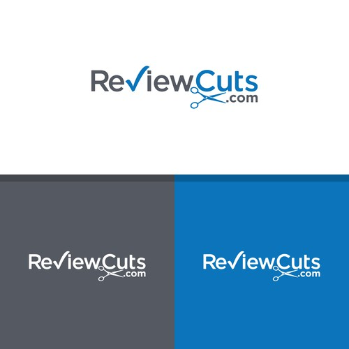 Logo for a HairStylist review website