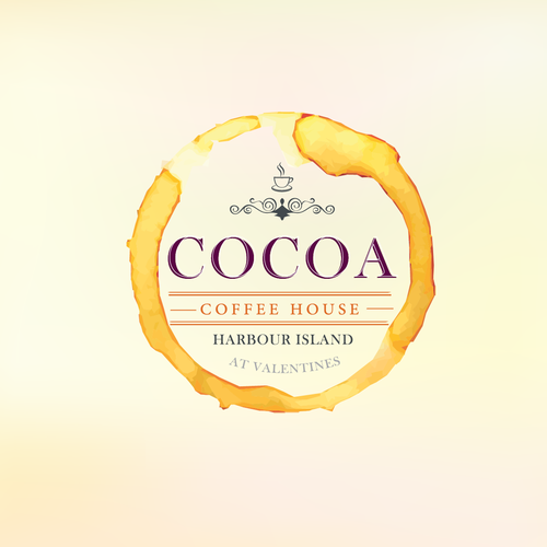 COCOA Coffee Logo