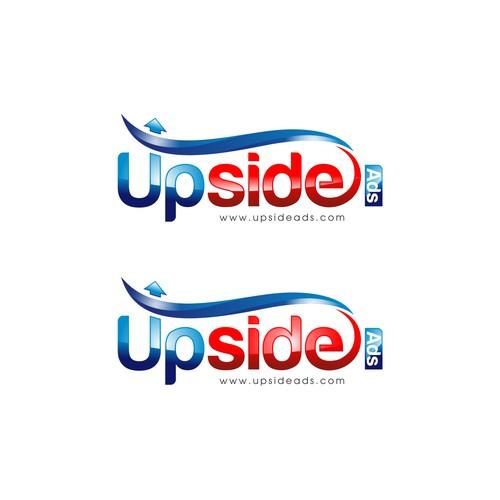 Upside Ads Logo