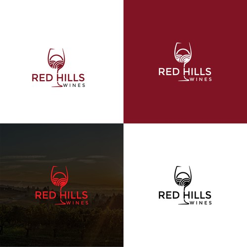 red hills wines