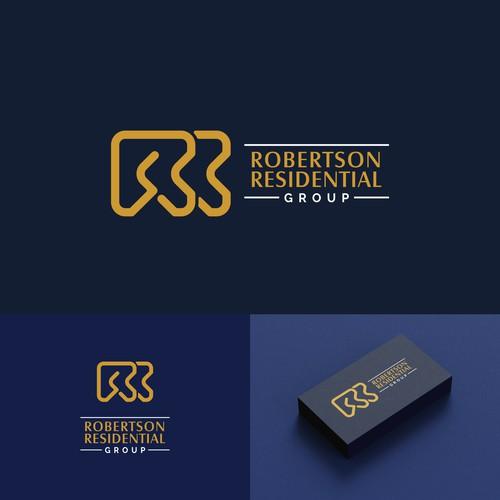 RR logo design