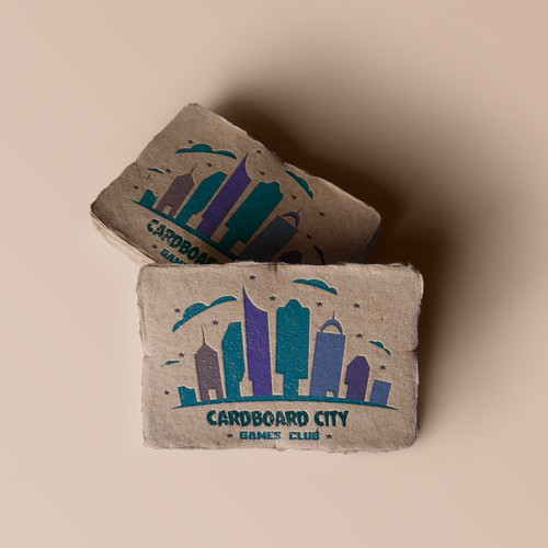 Carboard City games club