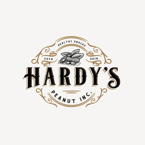 Hardy's Peanut Inc Logo