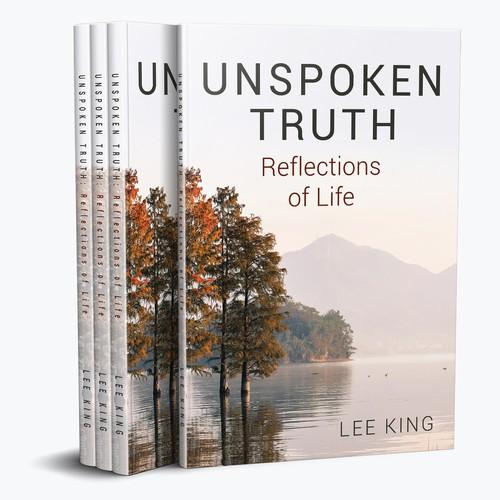 'Unspoken Truth' Book Cover Design