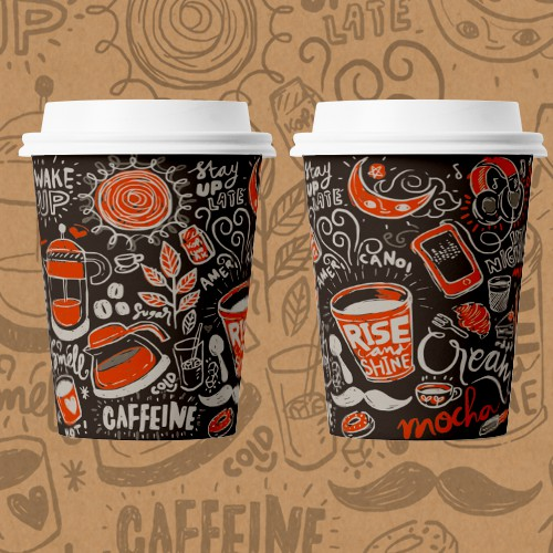 Design The Most Recognizable Coffee Cup !
