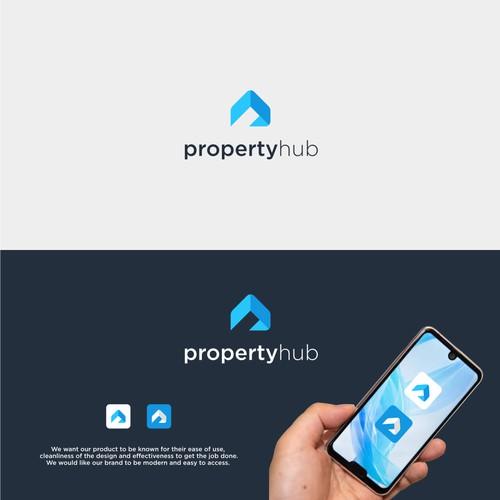property apllication logo