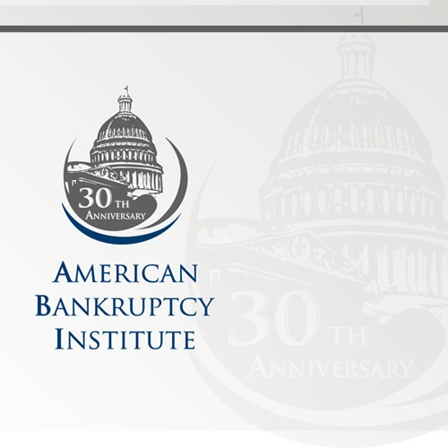 New 30th Anniversary logo wanted for American Bankruptcy Institute