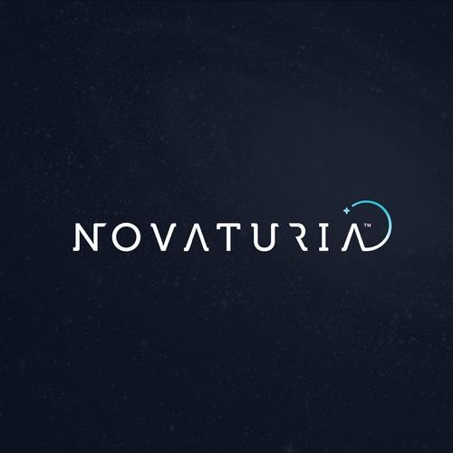 Logo for scientific company