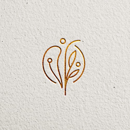 Kivi Blossom Logo