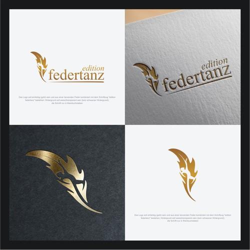 Logo edition federtanz