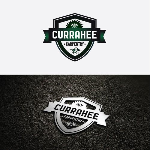 Currahee Carpentry logo