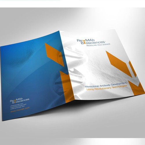 RevMAb Folder Design