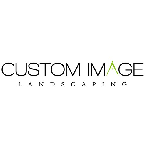 Custom Image Landscaping needs a new logo
