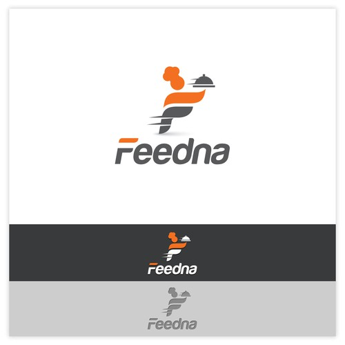 Logo Concept for Feedna