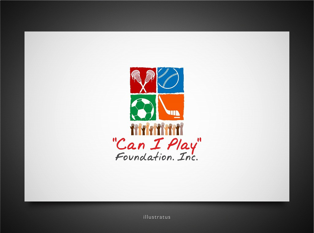 "Help ""Can I Play"" Foundation, Inc. with a new design and brand"