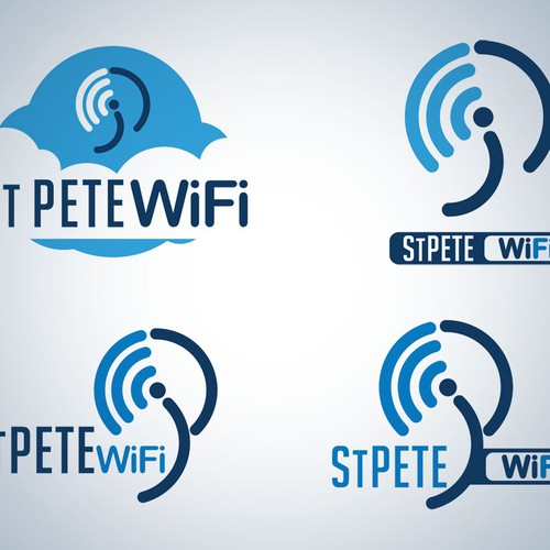 Brand Identity for an innovative Wireless IT company