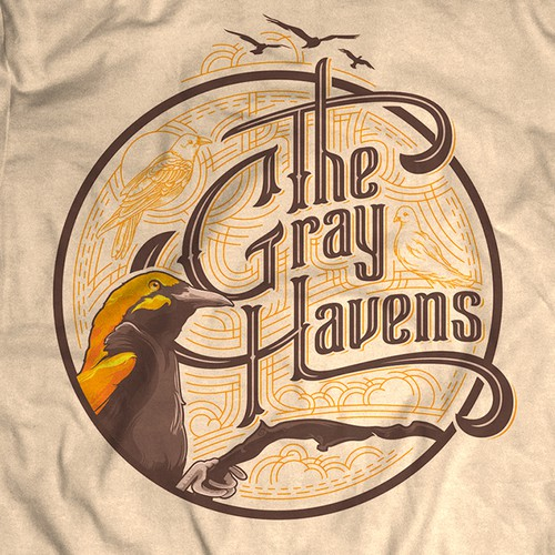 Typographic Tshirt Design