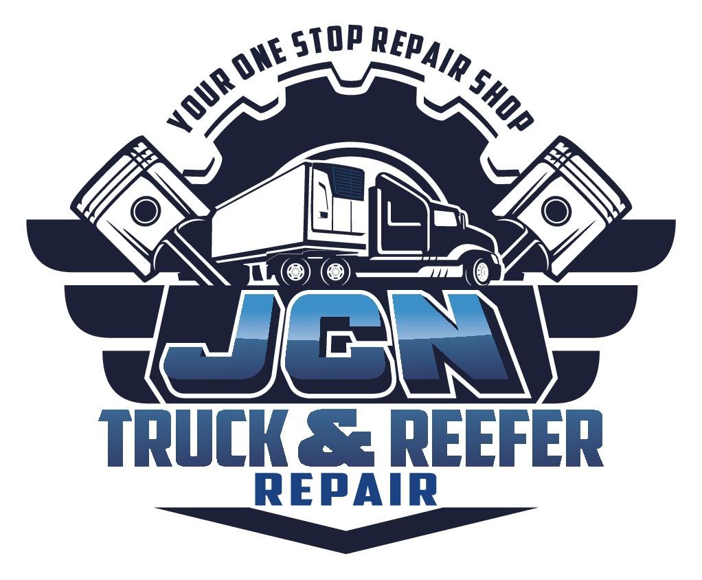 Diesel Repair Shop website and logo