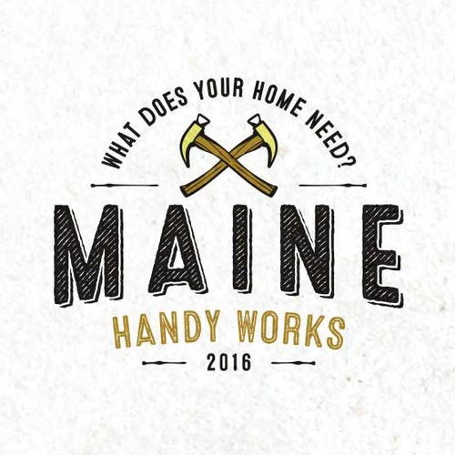 Handy Works logo