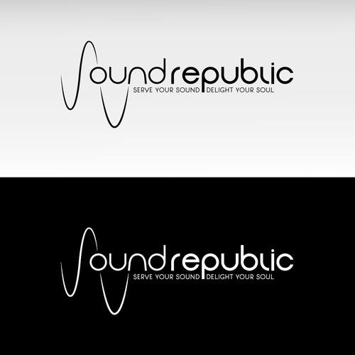 Create the next logo for Sound Republic
