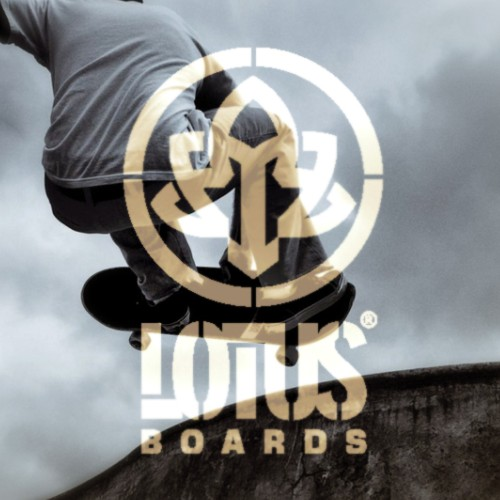 Help Lotus Boards with a new logo