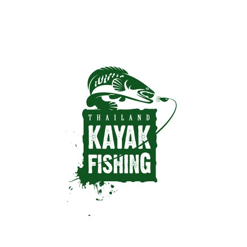 Thailand Kayak Fishing needs a logo