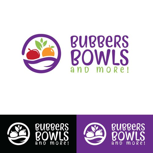 Bubbers Bowls and more! - LOGO