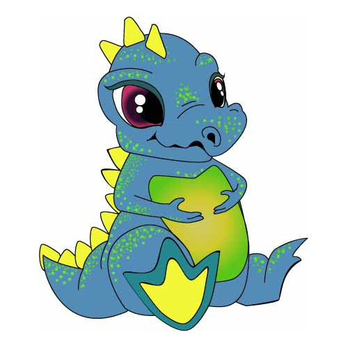 Create a new design for the worlds cutest dinosaur puppet!