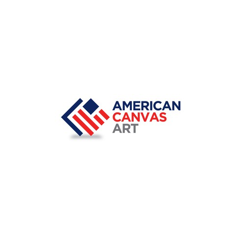 American Contemporary logo design