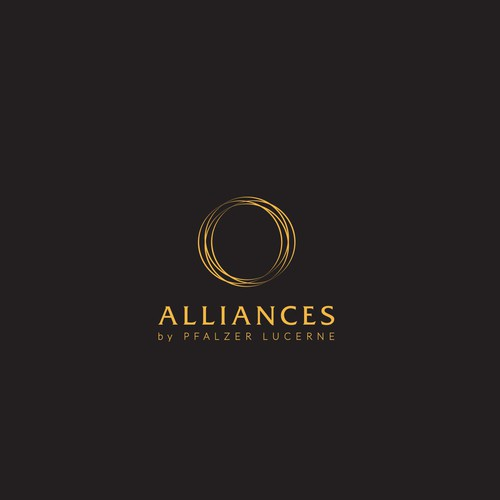 "Logo concept for ""Alliances"""