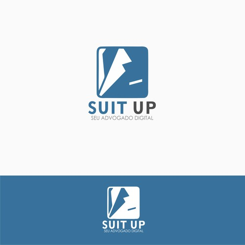 Logo Concept for Suit Up