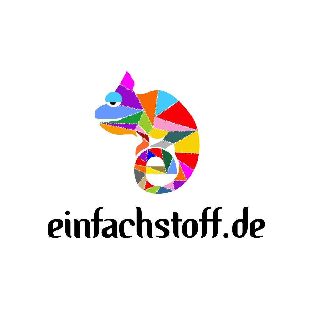 Erstelle ein aussagekräftiges Logo für einfachstoff.de