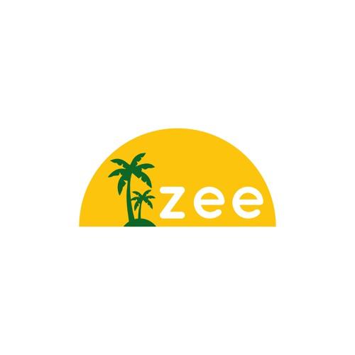 simple logo for zee