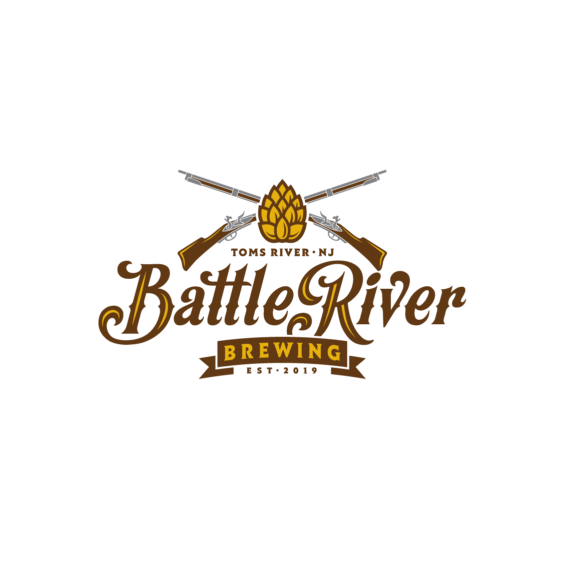 Battle River Brewing - Design a Logo for a New Up and Coming US Brewery