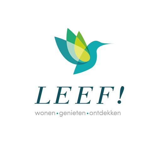 Logo für Leef!