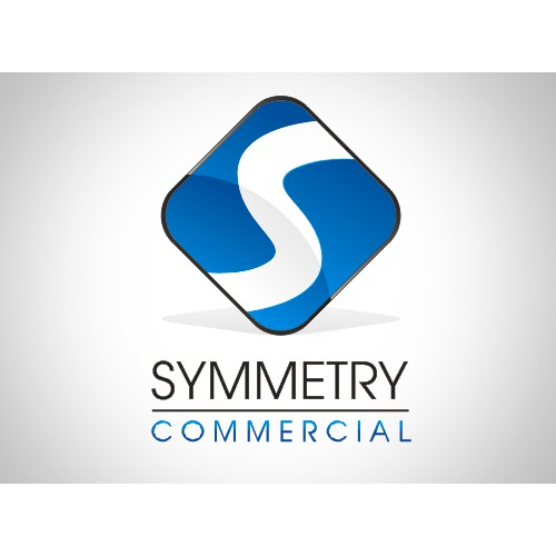 Help Symmetry Commercial with a new logo