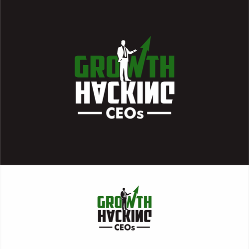 Logo Design for Growth Hacking Ceos