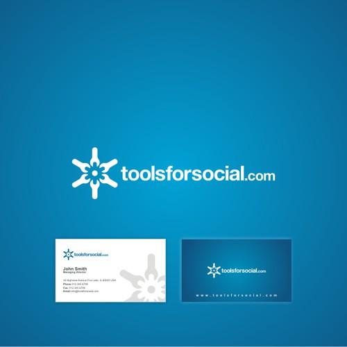 Help toolsforsocial.com with a new logo