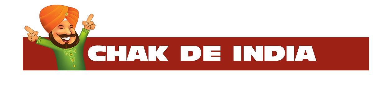 Create the next logo for Chak De India