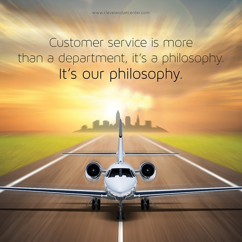 Quality-Service Business Aviation Brand