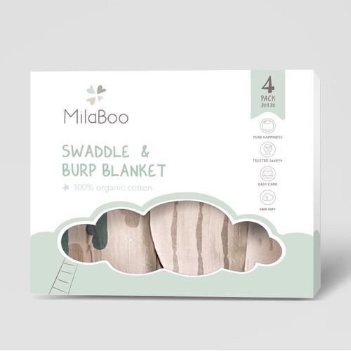 Package for blanket Milaboo