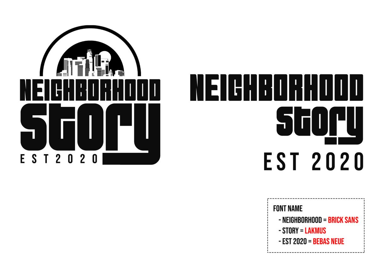 Neighborhood Story Logo