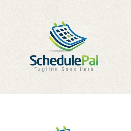 schedule calender logo