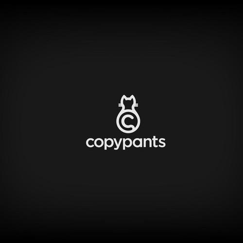 Logo for copyright company