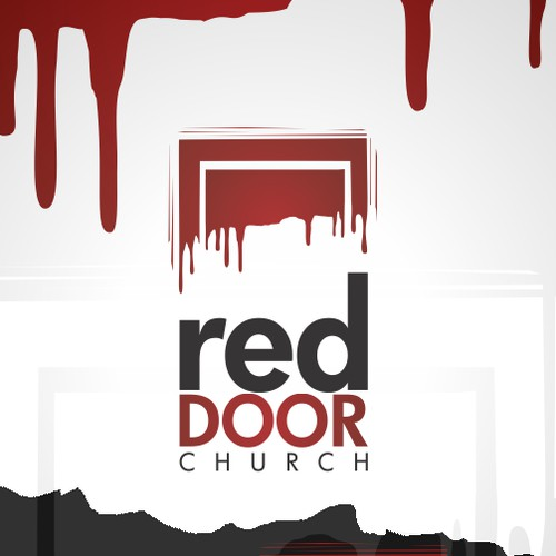 Prize Winning Logo Design for Red Door