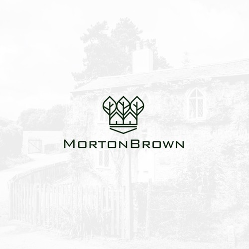 Morton Brown logo