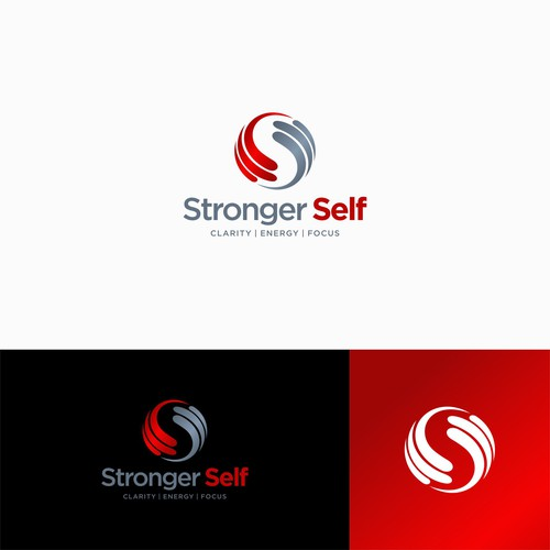 strongerSelf, new brand for a coaching business for Execs & Entrepreneurs
