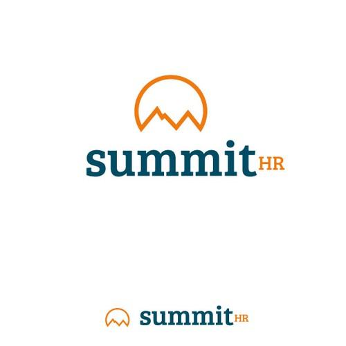 Line logo for Summit HR