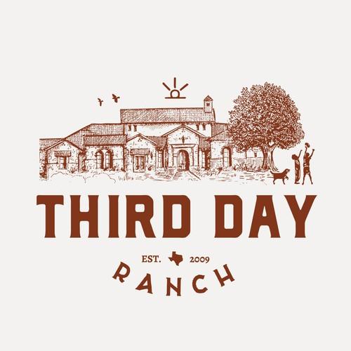 Third Day Ranch logo