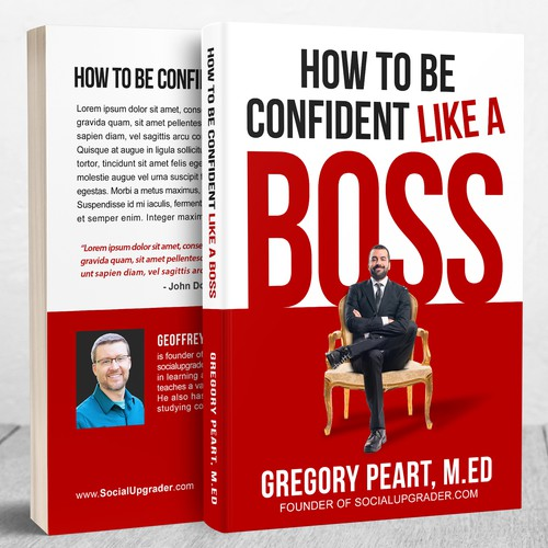 HOW TO BE CONFIDENT LIKE A BOSS